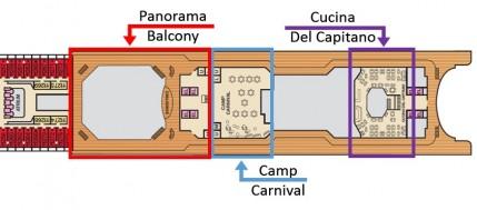Deck 11 - Panorama